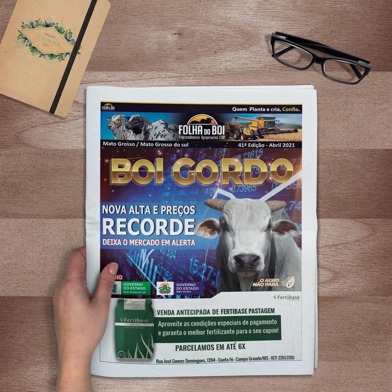Clique na imagem para conferir o jornal online...